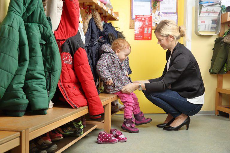 Jak przygotować dziecko do pobytu w żłobku?